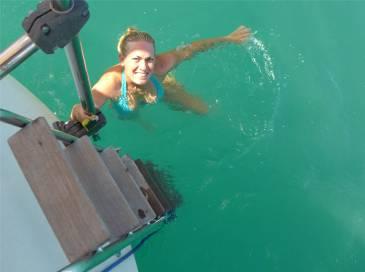 Grenada endlich baden