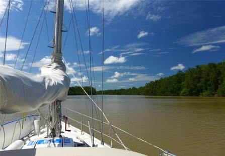 Suriname Flusskreuzfahrt