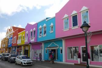 Bonaire Einkaufsstrasse