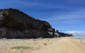 Bonaire Gesteinsformationen