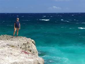 Bonaire wahnsinnig blau