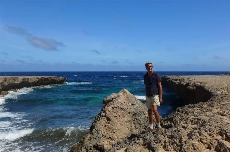 Bonaire wilde Ostküste