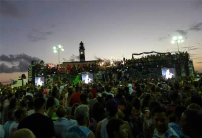 Carnaval in Salvador