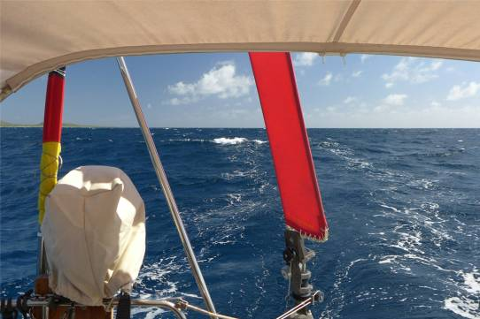 Curacao Ursel steuert