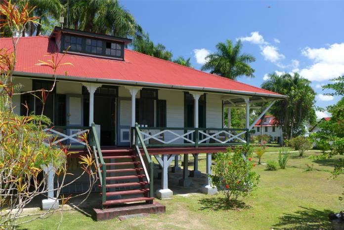 Plantagenhaus Suriname