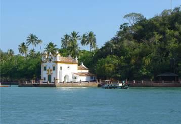 Bahia Todos os Santos Ilha do Frade