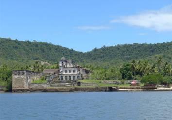 Bahia Todos os Santos Kloster am Paraguacu
