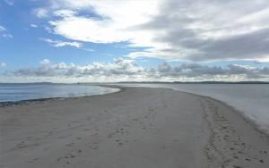 Bahia Todos os Santos Sandbank Itaparica