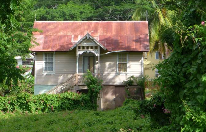 Carriacou Haus mit Potential