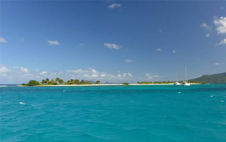Carriacou Sandy Island