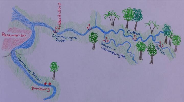 Karte Commewijne Rivier.JPG