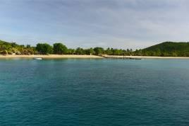 Mayreau Saline Bay