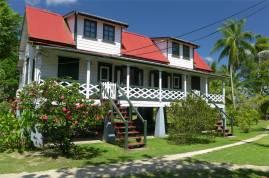 Suriname Plantagenhaus