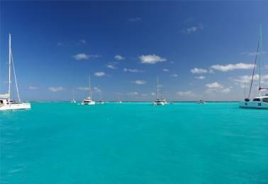 Tobago Cays Türkis