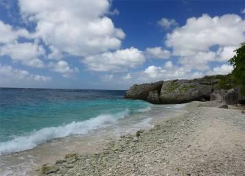curacao korallenstrand
