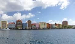 curacao willemstad waterfront gehoert zum weltkulturerbe