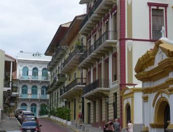 Panama City die Altstadt hat sich rausgeputzt
