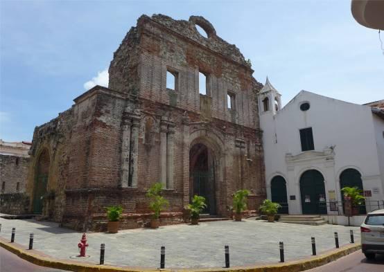 Panama Altstadt 10