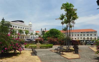 Panama Altstadt 5
