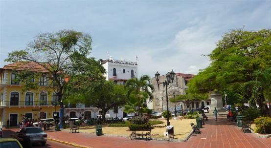Panama Altstadt 9