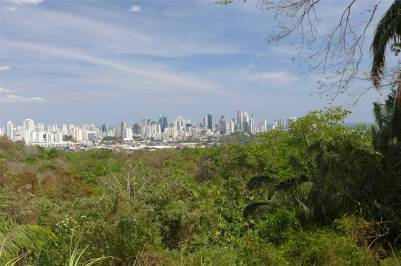 Panama Metropolitano Blick auf das moderne Panama