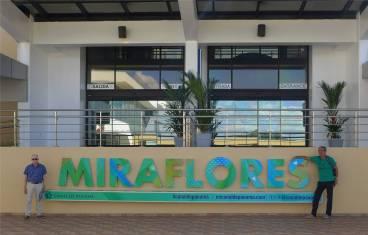 Panama Miraflores Besucherzentrum