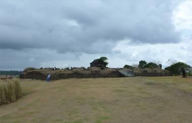 Panama San Lorenzo ein grossen Fort