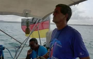 Panamakanal Captain und Advisor