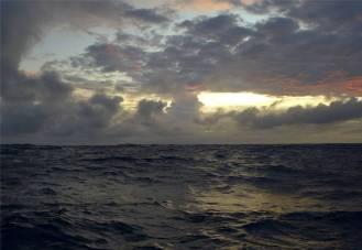 Passage nach Samoa Suedseesegeln
