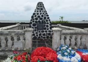 Samoa Apia heir wurde 1900 die deutsche Flagge gehisst