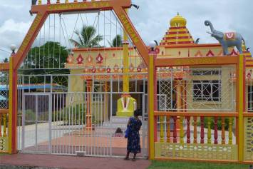 Fiji Labasa Tempel