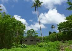 Fiji Makogai das Gefaengnis der Leprastation