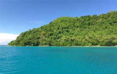 Fiji Naigani ein Traumstrand