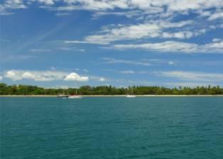 Fiji Saweni Bay mal wieder andere Segler