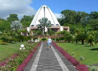 Samoa Bahai Tempel