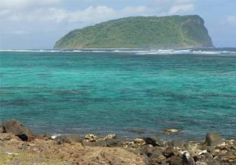 Samoa die unbewohnte Nachbarin Nuutele