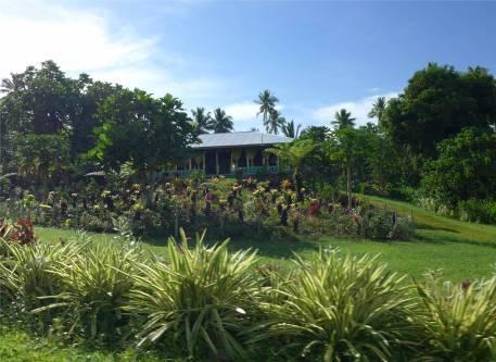 Samoa Haus 1