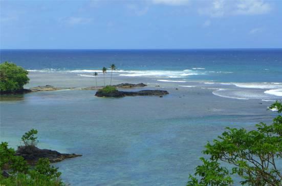 Samoa Miniinsel