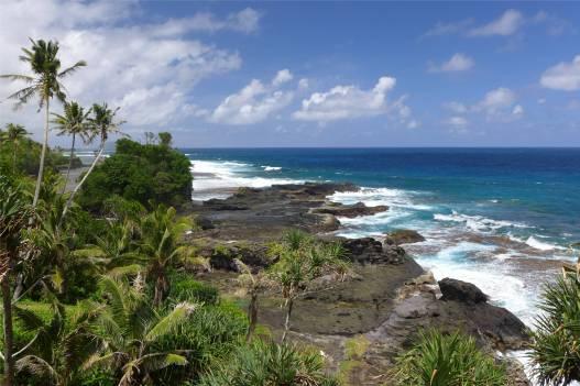 Samoa wilde Suedkuste