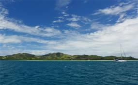 Fiji Musket Cove ein schoener Platz