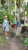 Fiji Orchideengarten Bettina hat diese schoene Foto von uns gemacht Lieblingsfarbe bunt