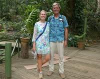 Fiji Orchideengarten Inga und Nobbi
