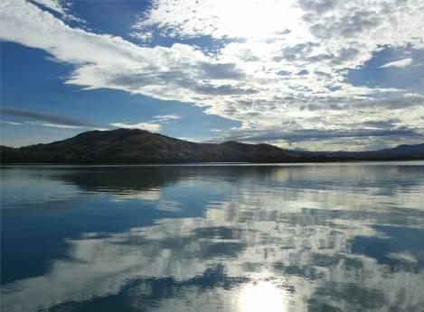 Fiji Himmel und Erde