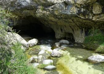 NZ Cave Stream 3