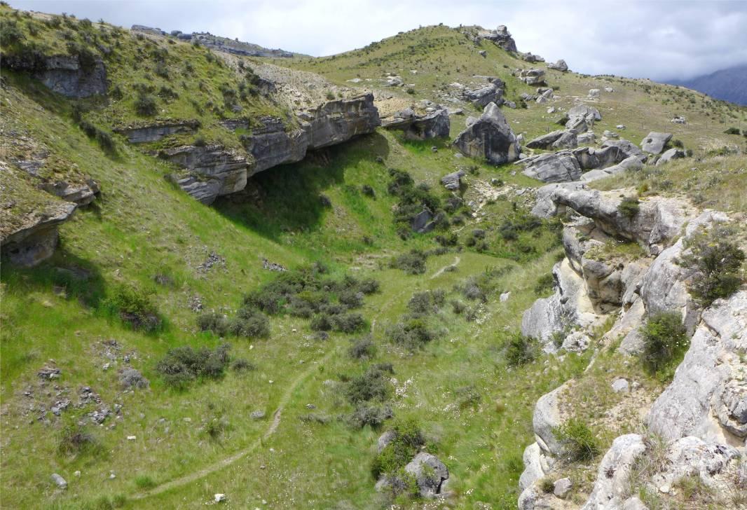 NZ Cave Stream 4