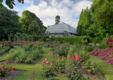 NZ Christchurch Botanischer Garten