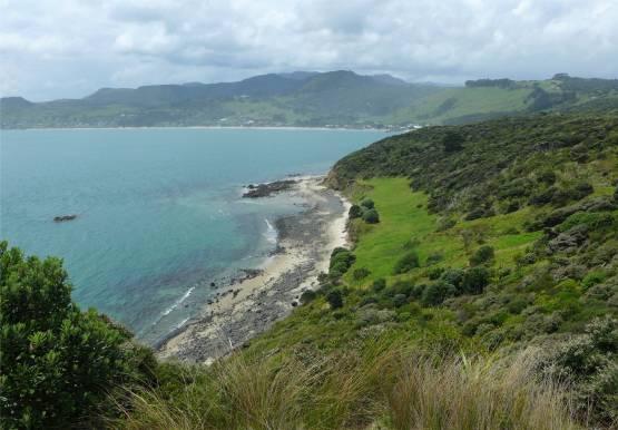NZ Hokianga kleine Straende