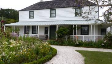 NZ Kerikeri das aelteste Haus