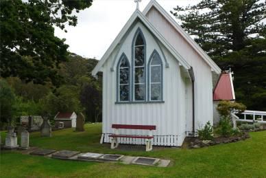 NZ Kerikeri Kirche
