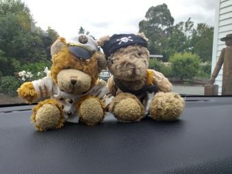 NZ neue Crewmitglieder Erica and Andrew